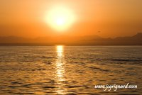Egypt sunset - JCG © 2012